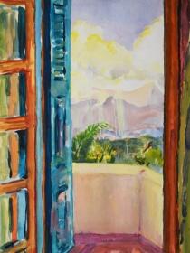 Gouache/Papier, 40x30 cm, 2015
